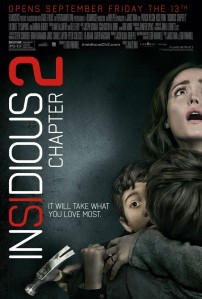 Insidious Chapter 2 - 12/24/2013 DVD